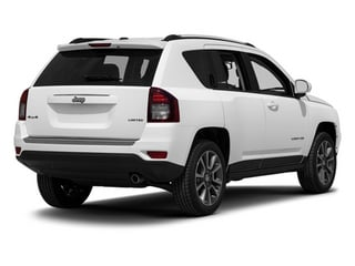 2014 Jeep Compass Pictures Compass Utility 4D Altitude 4WD photos side rear view