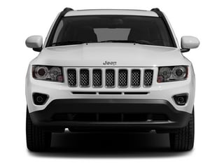 2014 Jeep Compass Pictures Compass Utility 4D Altitude 4WD photos front view