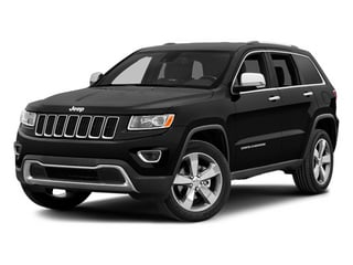 2014 Jeep Grand Cherokee Pictures Grand Cherokee Utility 4D Limited Diesel 2WD photos side front view