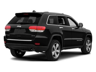 2014 Jeep Grand Cherokee Pictures Grand Cherokee Utility 4D Limited Diesel 4WD photos side rear view