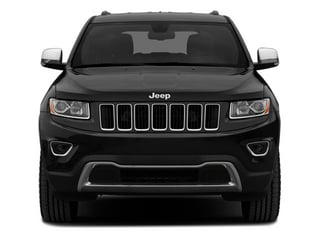 2014 Jeep Grand Cherokee Pictures Grand Cherokee Utility 4D Limited 4WD photos front view