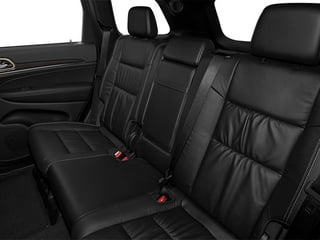 2014 Jeep Grand Cherokee Pictures Grand Cherokee Utility 4D Limited 4WD photos backseat interior