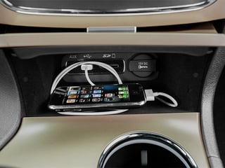 2014 Jeep Grand Cherokee Pictures Grand Cherokee Utility 4D Limited 4WD photos iPhone Interface