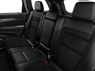 2014 Jeep Grand Cherokee Pictures Grand Cherokee Utility 4D SRT-8 4WD photos backseat interior