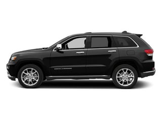 2014 Jeep Grand Cherokee Pictures Grand Cherokee Utility 4D Summit 4WD photos side view