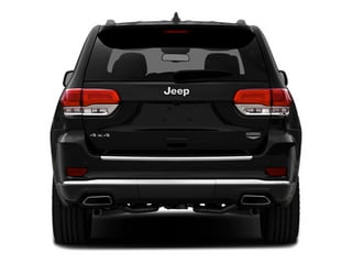 2014 Jeep Grand Cherokee Pictures Grand Cherokee Utility 4D Summit 4WD photos rear view