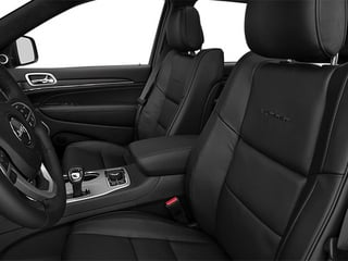 2014 Jeep Grand Cherokee Pictures Grand Cherokee Utility 4D Summit 4WD photos front seat interior