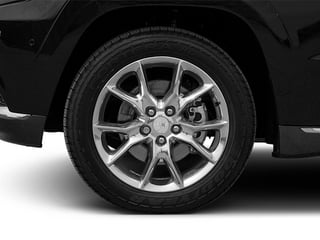 2014 Jeep Grand Cherokee Pictures Grand Cherokee Utility 4D Summit 4WD photos wheel
