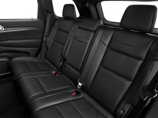 2014 Jeep Grand Cherokee Pictures Grand Cherokee Utility 4D Summit Diesel 2WD photos backseat interior
