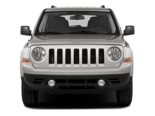 2014 Jeep Patriot Pictures Patriot Utility 4D Limited 2WD photos front view