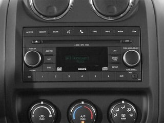 2014 Jeep Patriot Pictures Patriot Utility 4D Limited 2WD photos stereo system