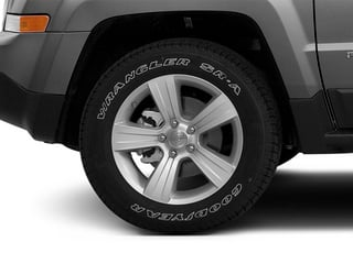2014 Jeep Patriot Pictures Patriot Utility 4D Limited 2WD photos wheel
