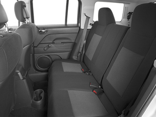 2014 Jeep Patriot Pictures Patriot Utility 4D Limited 2WD photos backseat interior