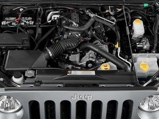 2014 Jeep Wrangler Unlimited Pictures Wrangler Unlimited Utility 4D Unlimited Altitude 4WD V6 photos engine