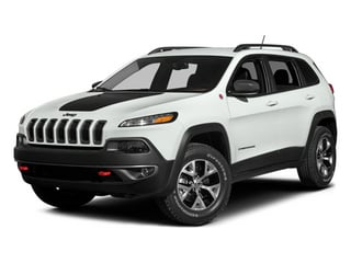 2014 Jeep Cherokee Pictures Cherokee Utility 4D Trailhawk 4WD photos side front view