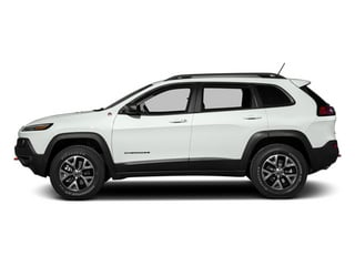 2014 Jeep Cherokee Pictures Cherokee Utility 4D Trailhawk 4WD photos side view