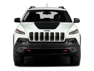 2014 Jeep Cherokee Pictures Cherokee Utility 4D Trailhawk 4WD photos front view