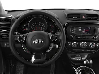 2014 Kia Soul Pictures Soul Wagon 4D + I4 photos driver's dashboard