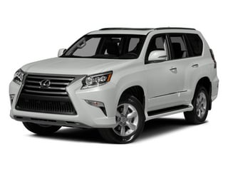 2014 Lexus GX 460 Pictures GX 460 Utility 4D Luxury 4WD V8 photos side front view