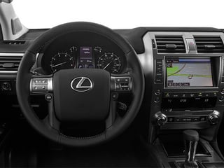 2014 Lexus GX 460 Pictures GX 460 Utility 4D Luxury 4WD V8 photos driver's dashboard