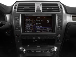 2014 Lexus GX 460 Pictures GX 460 Utility 4D Luxury 4WD V8 photos stereo system
