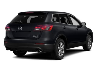 2014 Mazda CX-9 Pictures CX-9 Utility 4D GT 2WD V6 photos side rear view