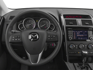 2014 Mazda CX-9 Pictures CX-9 Utility 4D GT 2WD V6 photos driver's dashboard
