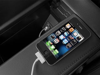 2014 Mazda CX-9 Pictures CX-9 Utility 4D Sport 2WD V6 photos iPhone Interface