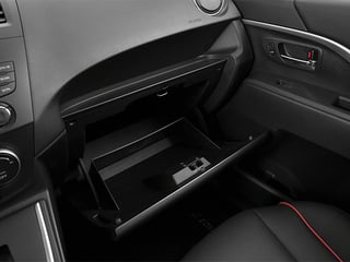 2014 Mazda Mazda5 Pictures Mazda5 Wagon 5D Touring I4 photos glove box