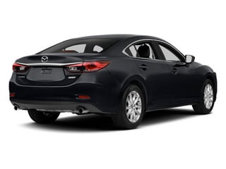2014 Mazda Mazda6 Pictures Mazda6 Sedan 4D i Touring Tech I4 photos side rear view