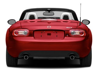 2014 Mazda MX-5 Miata Pictures MX-5 Miata Convertible 2D Sport I4 photos rear view