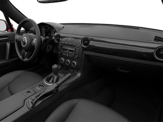 2014 Mazda MX-5 Miata Pictures MX-5 Miata Convertible 2D Sport I4 photos passenger's dashboard