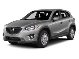 2014 Mazda CX-5 Pictures CX-5 Utility 4D GT 2WD I4 photos side front view
