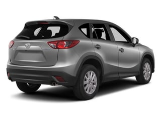 2014 Mazda CX-5 Pictures CX-5 Utility 4D GT AWD I4 photos side rear view
