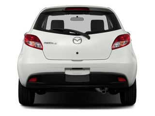 2014 Mazda Mazda2 Pictures Mazda2 Hatchback 5D Sport I4 photos rear view
