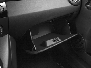 2014 Mazda Mazda2 Pictures Mazda2 Hatchback 5D Sport I4 photos glove box