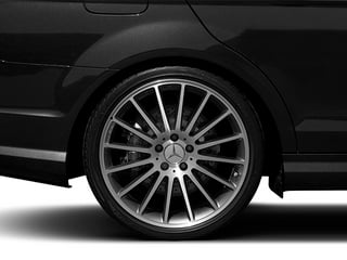 2014 Mercedes-Benz C-Class Pictures C-Class Sport Sedan 4D C63 AMG photos wheel