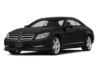 2014 Mercedes-Benz CL-Class Pictures CL-Class Coupe 2D CL550 AWD V8 Turbo photos side front view