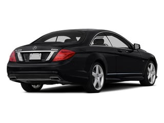 2014 Mercedes-Benz CL-Class Pictures CL-Class Coupe 2D CL550 AWD V8 Turbo photos side rear view
