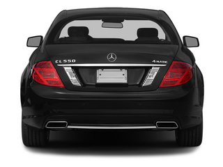 2014 Mercedes-Benz CL-Class Pictures CL-Class Coupe 2D CL550 AWD V8 Turbo photos rear view
