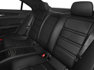 2014 Mercedes-Benz CLS-Class Pictures CLS-Class Sedan 4D CLS63 AMG S AWD photos backseat interior