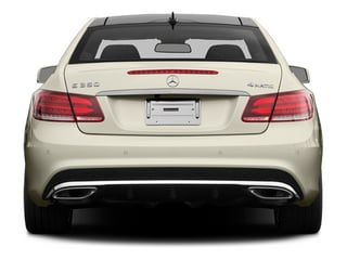 2014 Mercedes-Benz E-Class Pictures E-Class Coupe 2D E350 AWD V6 photos rear view