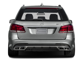 2014 Mercedes-Benz E-Class Pictures E-Class Wagon 4D E63 AMG S AWD V8 Turbo photos rear view