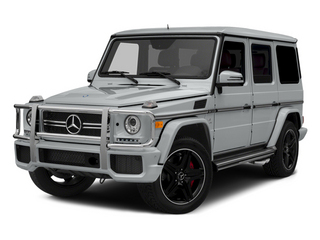 2014 Mercedes-Benz G-Class Pictures G-Class 4 Door Utility 4Matic photos side front view