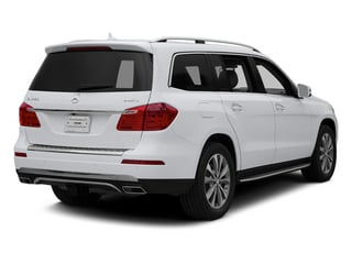 2014 Mercedes-Benz GL-Class Pictures GL-Class Utility 4D GL450 4WD V8 photos side rear view