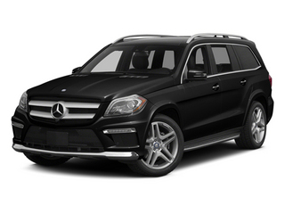 2014 Mercedes-Benz GL-Class Pictures GL-Class Utility 4D GL550 4WD V8 photos side front view