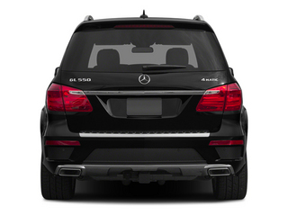 2014 Mercedes-Benz GL-Class Pictures GL-Class Utility 4D GL550 4WD V8 photos rear view