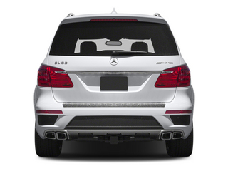 2014 Mercedes-Benz GL-Class Pictures GL-Class Utility 4D GL63 AMG 4WD V8 photos rear view