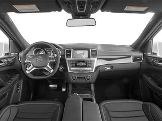 2014 Mercedes-Benz GL-Class Pictures GL-Class Utility 4D GL63 AMG 4WD V8 photos full dashboard