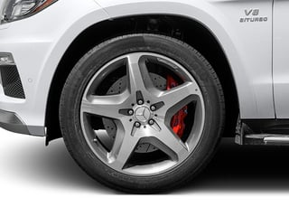 2014 Mercedes-Benz GL-Class Pictures GL-Class Utility 4D GL63 AMG 4WD V8 photos wheel